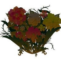 Felicitare Flori - 1054