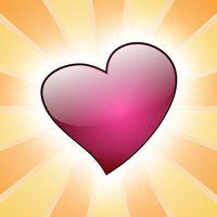 Felicitare Love - 1135