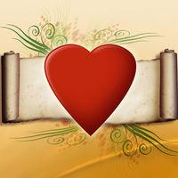 Felicitare Love - 1133