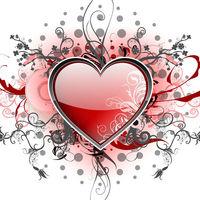 Felicitare Love - 1197