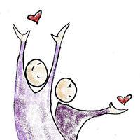 Felicitare Love - 1142