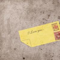 Felicitare Love - 1140