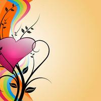 Felicitare Love - 1151