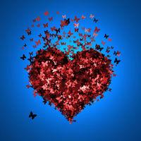 Felicitare Love - 1218