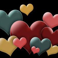 Felicitare Love - 1113