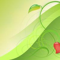 Felicitare Love - 1173