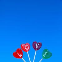 Felicitare Love - 1212