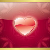 Felicitare Love - 1107