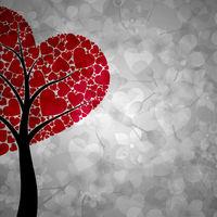 Felicitare Love - 1207