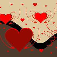 Felicitare Love - 1138