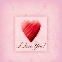 Felicitare Love - 1176