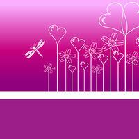 Felicitare Love - 1110