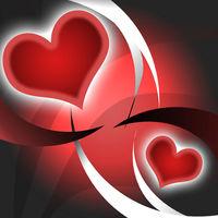 Felicitare Love - 1132