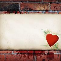Felicitare Love - 1204