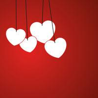 Felicitare Sf. Valentin - 1601