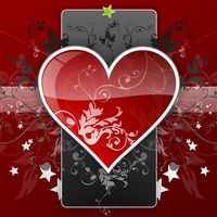 Felicitare Sf. Valentin - 1583