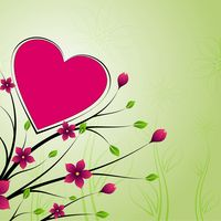 Felicitare Sf. Valentin - 1588
