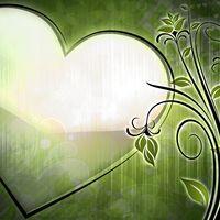 Felicitare Sf. Valentin - 1602