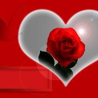 Felicitare Sf. Valentin - 1632