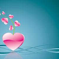 Felicitare Sf. Valentin - 1548