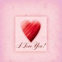 Felicitare Sf. Valentin - 1554