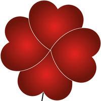 Felicitare Sf. Valentin - 1584