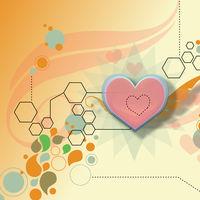 Felicitare Sf. Valentin - 1566