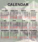 Calendarul - metoda de contraceptie traditionala