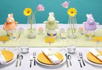 Decoratiuni pentru masa de Paste
