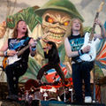 Membrii Iron Maiden, sedinte de masaj dupa concert
