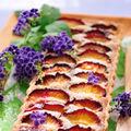Prajitura cu prune si afine