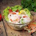 Salata de creveti cu telina