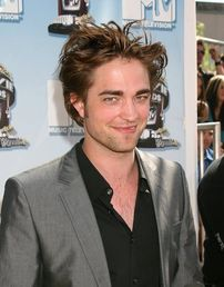 Robert Pattinson:
