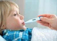 Febra după vaccin, la copii