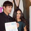 Demi Moore şi Ashton Kutcher adoră sexul în trei