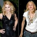 Hollywood: 4 vedete distruse de fitness