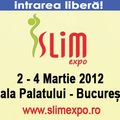 SLIM EXPOO, 2-4 MARTIE 2012, LA SALA PALATULUI BUCURESTI