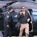 Răsfăţatul Brad Pitt: Angelina Jolie i-a luat elicopter!