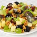 Salată cu struguri şi vanilie