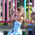 Ce vrea să devină fata lui Tom Cruise când va fi mare