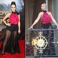 Hollywood: Vedete care s-au îmbrăcat identic. Cine a arătat mai bine?