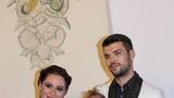 Oana Roman a rămas singură cu fetița: Soțul ei a plecat din România