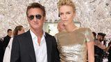 Charlize Theron şi Sean Penn, întâlnire tensionată după despărţire