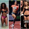 Sportivele cu trup de bărbat îşi apără feminitatea