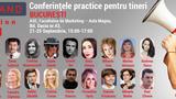 Marii profesionişti ai României, în dialog cu tinerii