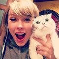 Taylor Swift, noua regina a Instagramului!