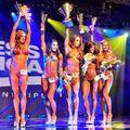 Anca Bucur a câştigat Miss Fitness America 2015