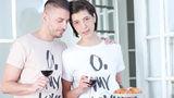 Editie limitata de tricouri cu O