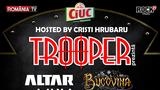Trooper prezintă Stelele Rockului Românesc – ediția a II - a
