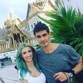 Andreea Bălan s-a logodit cu actorul George Burcea
